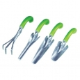 Ergonomic 4 Piece Garden Tool Set