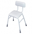 Malling Perching Stool With Back