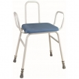 Astral Perching Stool Arms/ Plain Back