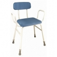 Astral Perching Stool Arms/ Padded Back
