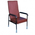 Longfield Height Adjustable Chair Burgundy