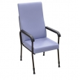 Longfield Height Adjustable Chair Blue