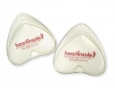 Geldoctor Heartinsole - Gel Insole - Small Clear