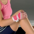 Vulkan One Size Wrist Support - Pink