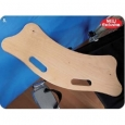 Lightweight Curved Transfer Board   L 740mm x W 235mm