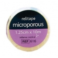 Micropore Tape 1.25cm x 10m - Pack of 24