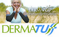 Dermatuff Skin Tear Protection
