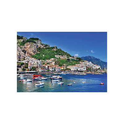 Sorrento Coastline Jigsaw Puzzle (1000 pcs)