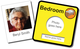 Care Home Signage