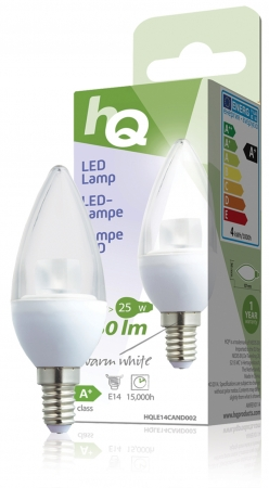 Candle ECO LED Small Eddison screw 3.5W (25W equivalent)
