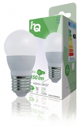 E27 Mini Globe LED Eddison 5W (32W equivalent)