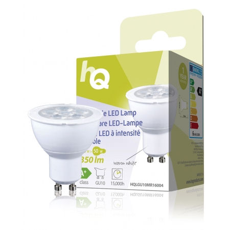 GU10 MR16 ECO LED 5.5W (50W equivalent)