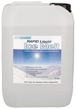 Liquid Ice Melt:10 Litre