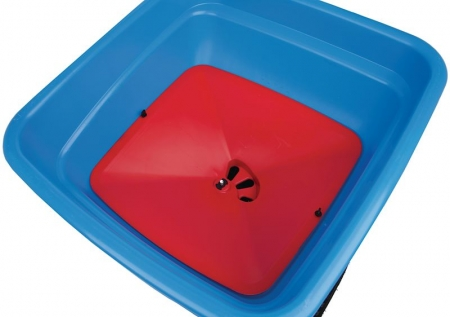 Standard 3-hole tray for Spreader