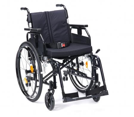 "18"" SD2 Wheelchair Self Propel (Black)"
