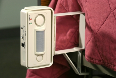Fall Savers Passive Infrared (PIR) Bedside Monitor