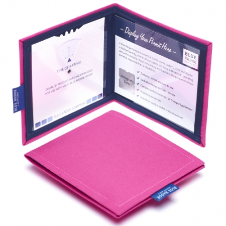 PINK PANAMA Permit Cover