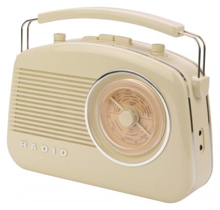 Konig Retro Design Bluetooth Radio – Available in different colours
