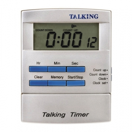 Talking Timer Alarm Count Up/Down