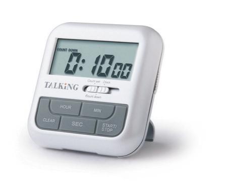 Talking Countdown Timer Alarm