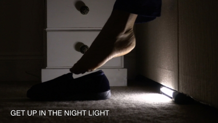 Get Up In The Night Light - Sensor Light