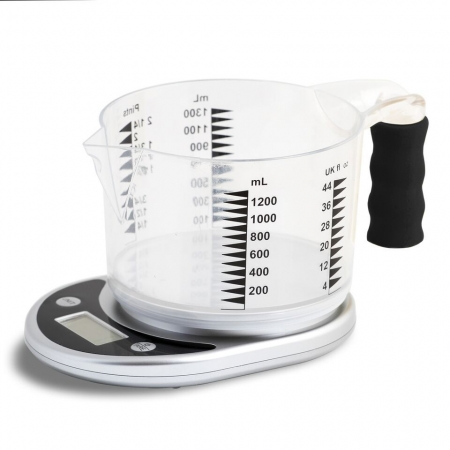 Talking Kitchen Scale With Jug