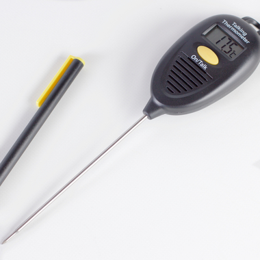 Talking Food Thermometer