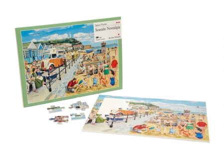 Seaside Nostalgia - 35 Piece Jigsaw Puzzle