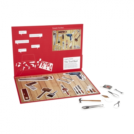 The Tool Shed - Creative Scene - Create your own Tool Shed