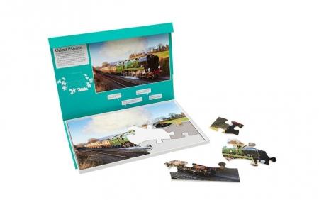 Orient Express - Dementia Friendly 13 Piece Jigsaw
