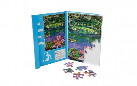 Lilypond - 24 Piece Dementia Friendly Jigsaw