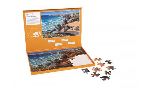 City Dusk - Dementia Friendly 63 Piece Jigsaw Puzzle