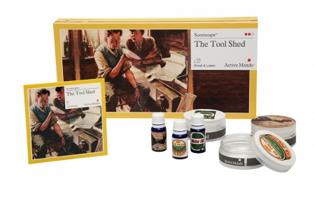 Tool Shed Scentscape Reminiscence Kit