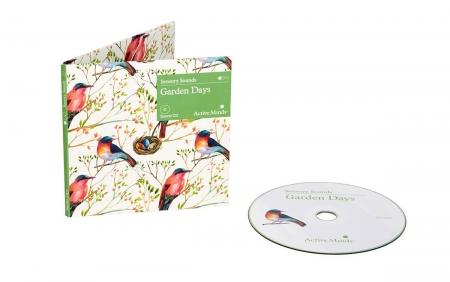 Garden Days Sensory Sounds CD