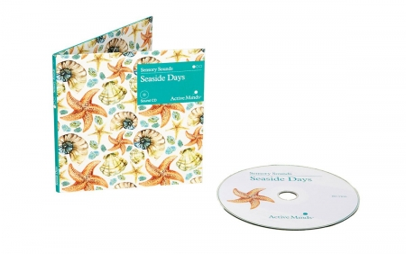 Seaside Days Sensory Sounds CD
