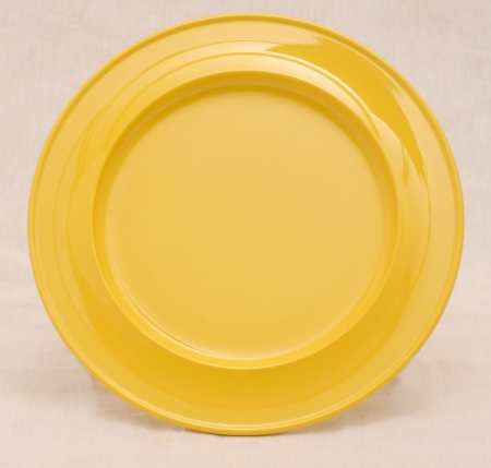 Dining Side Plate - Yellow - MULTIPACK 6