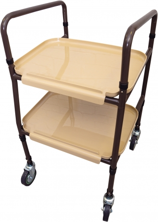 Height Adjustable Trolley (Unassembled)