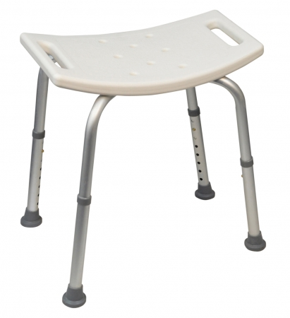 Height Adjustable Shower Stool