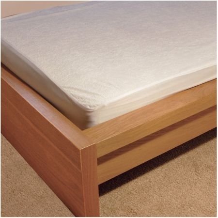 Anti-Allergenic Waterproof Mattress Protector - Single Size