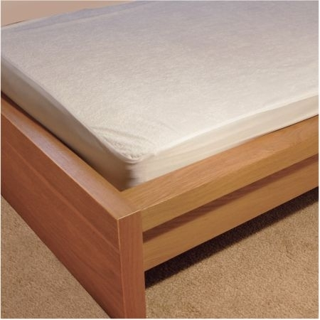Anti-Allergenic Waterproof Mattress Protector - Double Size