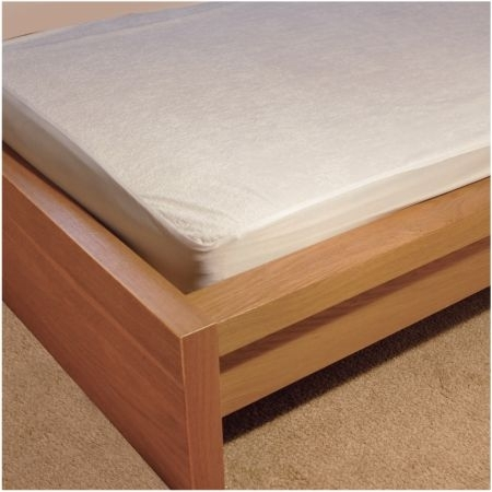 Anti-Allergenic Waterproof Mattress Protector - King Size