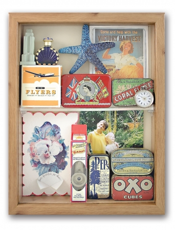 Dementia Care Memory Box - Beech