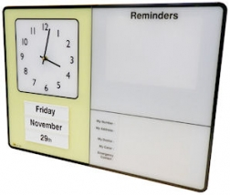 Personal Orientation Board (with inserts)