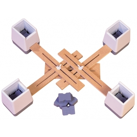 Adjustable Linked Chair Raiser Kit