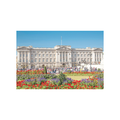 Buckingham Palace Jigsaw Puzzle (1000 pcs)