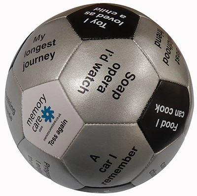 Throw & Tell Activity Ball