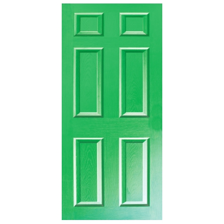 Door Decal - Dementia Friendly - Green