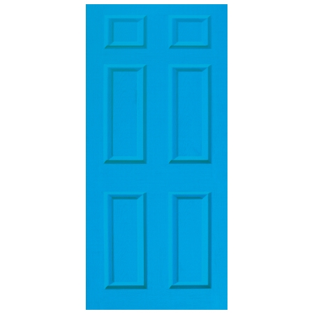 Door Decal - Dementia Friendly - Light Blue