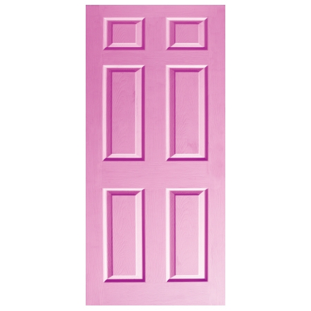 Door Decal - Dementia Friendly - Lilac