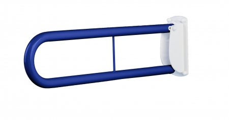 Double Arm Drop Down Support Bar: Red or Blue